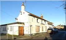 TA1439 : Former public house on Church Lane, Skirlaugh by JThomas