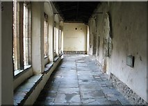 TG2309 : The Great Hospital - The Cloister by Evelyn Simak