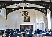 TG2309 : The Great Hospital - The Refectory (interior) by Evelyn Simak