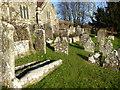 TQ7749 : St Peter's Churchyard, Boughton Monchelsea by Marathon