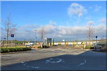 TL4259 : Eddington: to be Cartwright Avenue by John Sutton