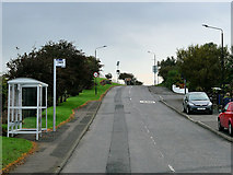 NS2107 : Bus Stop on Turnberry Road by David Dixon