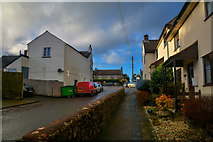 ST2112 : Churchinford : Moor Lane by Lewis Clarke