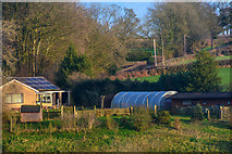 ST2212 : Churchstanton : Webber's Farm by Lewis Clarke
