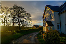 ST2214 : Otterford : Country Lane by Lewis Clarke