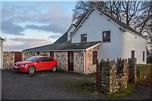 ST2113 : Churchstanton : Royston Lodge by Lewis Clarke