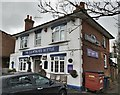 SU9744 : The Leathern Bottle Pub in Farncombe, Surrey by John P Reeves