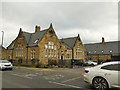 SE2526 : Former primary school, Fountain Street, Morley - south end by Stephen Craven