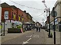SE2627 : Queen Street, Morley  by Stephen Craven