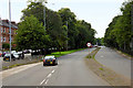 NS5467 : Whiteinch, A814 by David Dixon