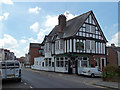 SX9293 : Wells Tavern, Well Street, Exeter by Stephen Richards