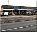 ST3090 : Tesco Express, 391 Malpas Road, Newport by Jaggery