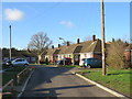 TQ5795 : Danbury Close, Pilgrims Hatch, near Brentwood by Malc McDonald