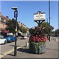 SP1192 : Announcing the Royal Town of Sutton Coldfield, Birmingham Road, Wylde Green by Robin Stott