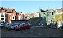 SE5851 : York Cold War Bunker by habiloid