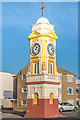 TQ7307 : King Edward VII Memorial Clock Tower by Ian Capper