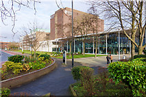 NZ2564 : Buildings of Northumbria University by Trevor Littlewood