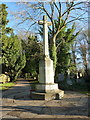 SP0283 : Harborne War Memorial by Richard Law