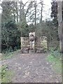 TL1498 : Wood sculpture by Alex McGregor