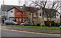 ST3091 : Mount Pleasant houses, Malpas, Newport by Jaggery