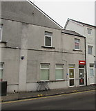 SS7597 : Allister Street entrance to Adecco, Neath by Jaggery