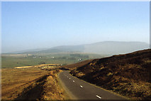 S2403 : The road crossing the Monavullagh Mountains south of Kilbryan Upper, Co Waterford by Colin Park