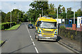 NS4174 : Dumbarton, Glasgow Road by David Dixon