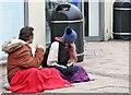 TG2308 : Homeless in Norwich by Evelyn Simak