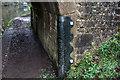 SJ6932 : Bridge Protection Bars, Bridge 59, Shropshire Union Canal by Brian Deegan