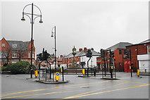 SJ8993 : Houldsworth Square by Bill Boaden