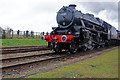 SK5415 : Great Central Railway - Stanier Class 5 by Chris Allen
