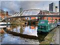 SJ8397 : Bridgewater Canal, Merchant's Bridge by David Dixon