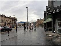 NZ2463 : View west along Neville Street by Robert Graham