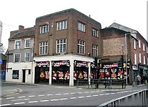 TG2309 : 97-99 Magdalen Street - Spinners AdultGaming Centre by Evelyn Simak
