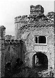 SN0403 : Carew Castle, 1954 – 3 by David M Murray-Rust