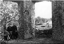 SN0403 : Carew Castle, 1954 – 5 by David M Murray-Rust