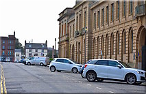 NS3321 : Bath Place, Ayr, South Ayrshire by Mark S