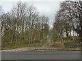 SE1720 : Calder Valley Greenway, east from Bog Green Lane by Stephen Craven
