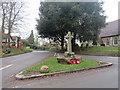 TL4330 : Brent Pelham war memorial by Malc McDonald