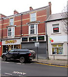 SS7597 : Xtreme Clothing shop, Windsor Road, Neath by Jaggery