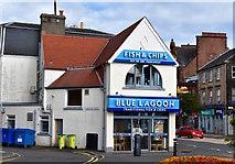 NS2059 : Blue Lagoon, Largs, North Ayrshire by Mark S