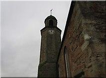 NO4900 : Church steeple, Elie by Bill Kasman