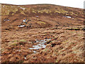NH7005 : Col between Geal Charn and Am Bodach by wrobison