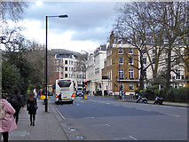 TQ2879 : Eaton Square, SW1 by Robin Webster
