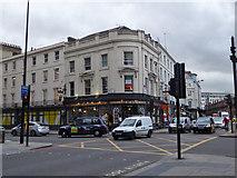TQ2879 : Bag o' Nails pub, SW1 by Robin Webster