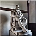 SU9721 : Monument to the Earl of Egremont - Petworth Church, West Sussex by Ian Cunliffe