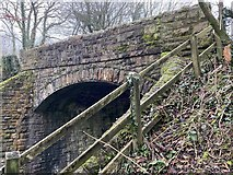 SS9086 : Road bridge by Alan Hughes
