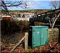 ST2189 : Forge Road sewage pumping station, Machen by Jaggery