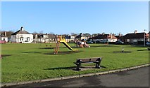 NO4900 : Children's play area by Bill Kasman