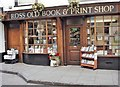 SO5924 : Ross-on-Wye, Herefordshire - Ross Old Book & Print Shop by Ian Cunliffe